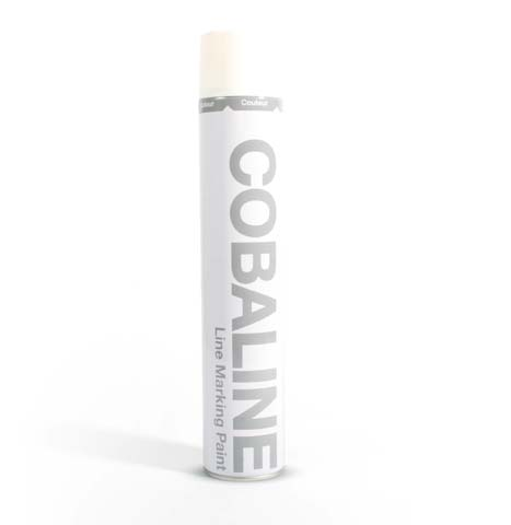 Floor Tape & Paint - COBAline White