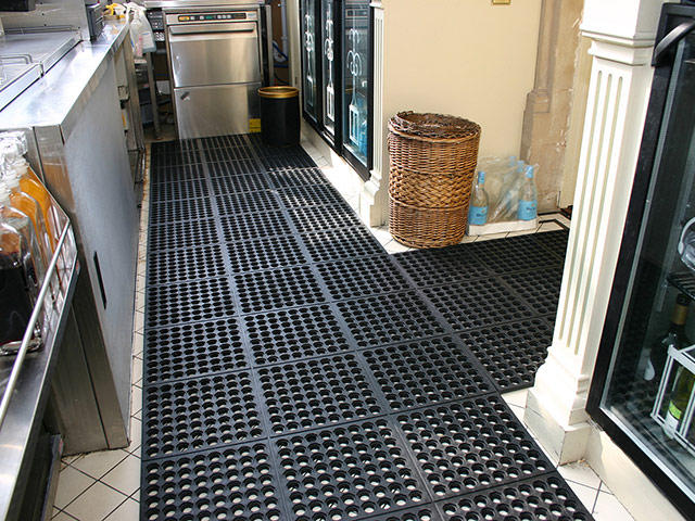 Coba Flooring – Mats For Catering – Fatigue Step