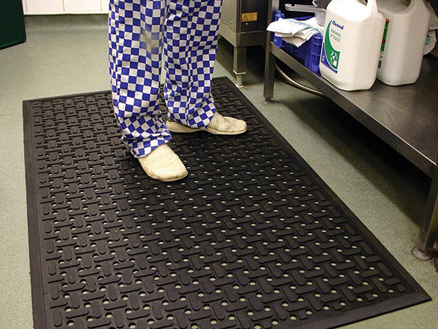 Coba Flooring - Mats For Catering - K-Mat