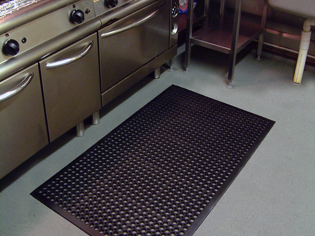 Coba Flooring – Mats For Catering – Rampmat Smaller