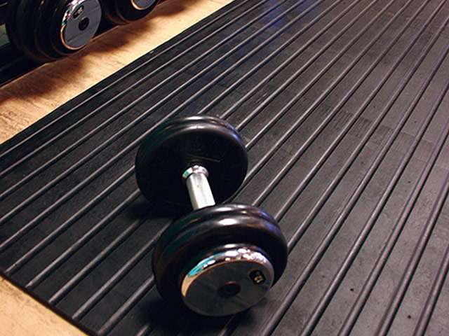 Coba Flooring - Mats For Leisure - Weightroom Mat