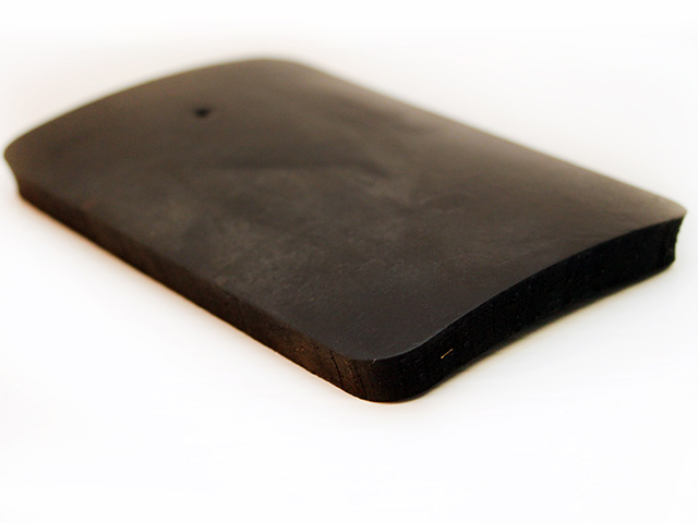 Coba Flooring - Rubber Sheeting - Commercial Black Rubber