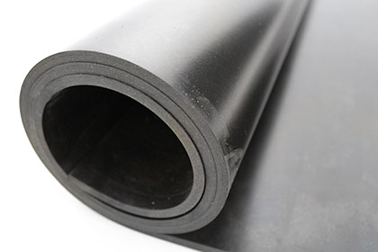 Coba Flooring - Rubber Sheeting - Commercial Nitrile Rubber sample