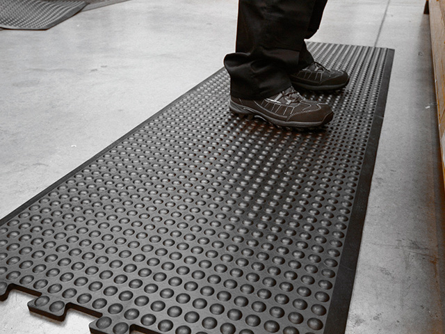 Coba Flooring - Workplace Matting - Bubble Mat