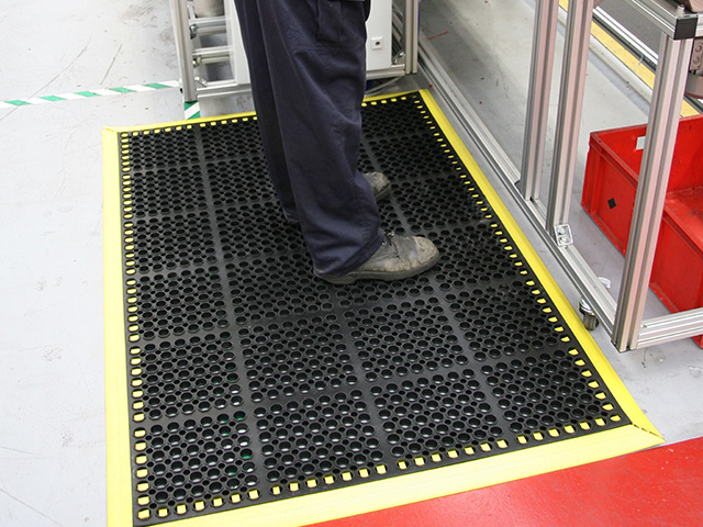 Coba Flooring - Workplace Matting - Deluxe