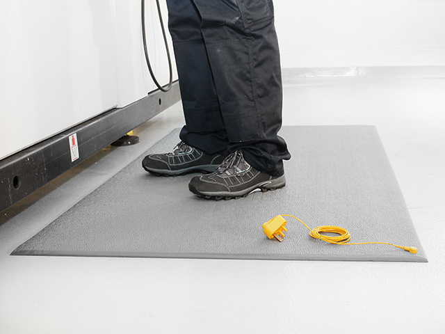Coba Flooring - Workplace Matting - COBAstat