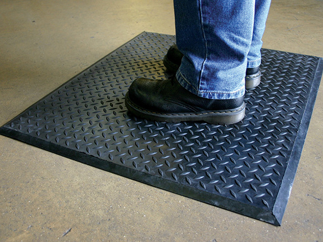 Coba Flooring - Workplace Matting - Comfort Lok