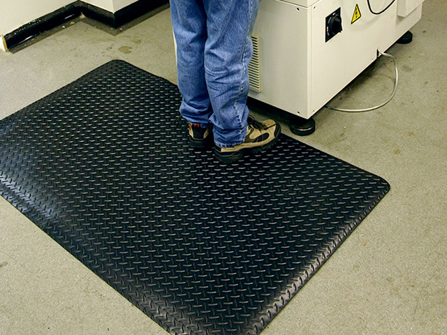Coba Flooring - Workplace Matting - Deckplate