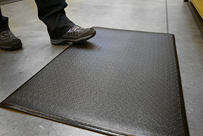 Coba Flooring - Workplace Matting - Fatigue Fighter