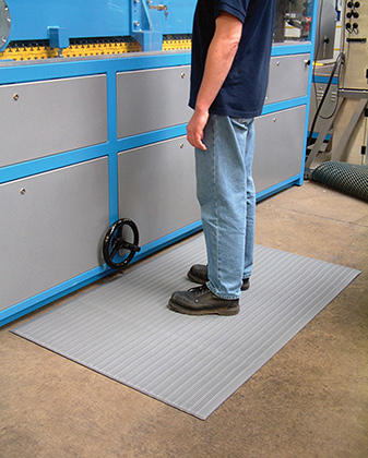 Workplace Matting - Orthomat Ribbed