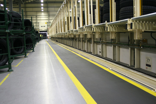 Workplace Matting - Orthomat Safety