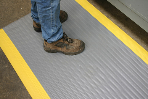 Workplace Matting - Orthomat Safety Ribbed