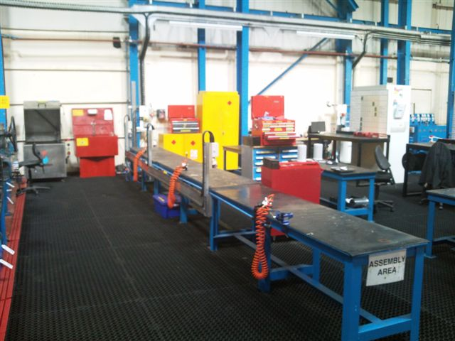 Coba Flooring - Workplace Matting - Ringmat