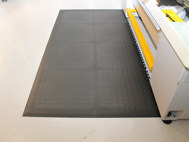 Coba Flooring - Workplace Matting - Tough Lock Eco