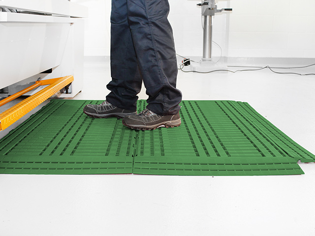 Coba Flooring - Workplace Matting - Work Deck