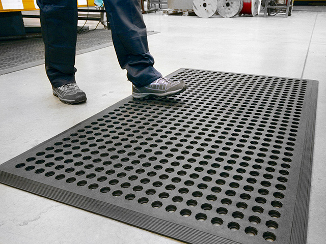 Coba Flooring - Workplace Matting - Worksafe