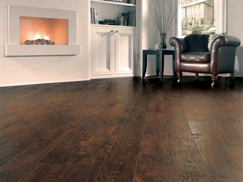 Karndean - Art Select Wood Flooring - EW02 Hickory Peppercorn