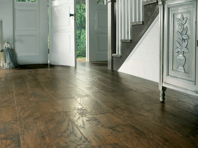 Karndean - Art Select Wood Flooring - EW03 Hickory Nutmeg