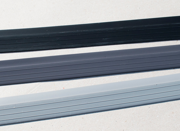 Ecotile Flooring - Floor Tile Accessories Diminishing Strips