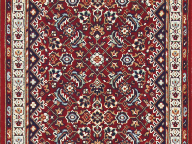 Louis De Poortere Carpets - Feraghan Red