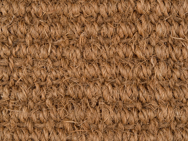 Fibre Flooring - Coir Boucle Natural