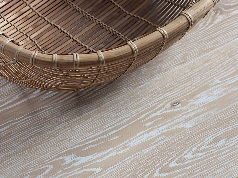 Junckers - Frosted White Oak Plank