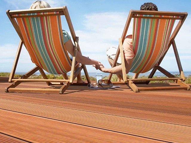 Futura Floors – Outdoor Decking – Bangkirai