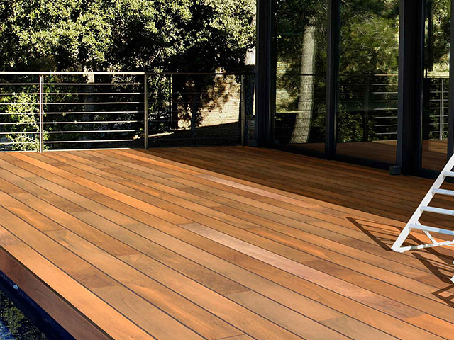 Futura Floors – Outdoor Decking – Ipe