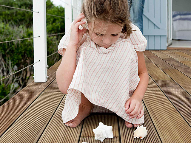 Futura Floors – Outdoor Decking – Teak