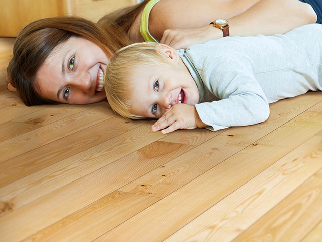 Futura Floors - Wooden Flooring Solid Oak - Wooden Flooring Solid Hardwood