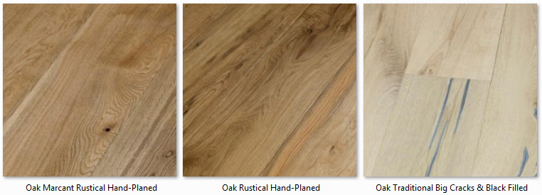 Futura Floors - Wooden Floorings 2-3-layer - Wooden Flooring Antique 2-3-layer