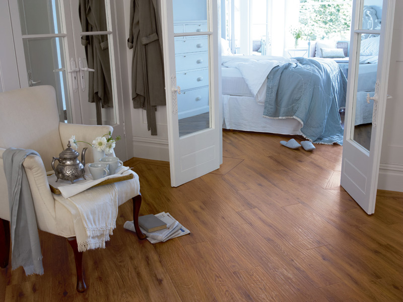 Karndean - Art Select Wood Flooring - HC02 Morning Oak