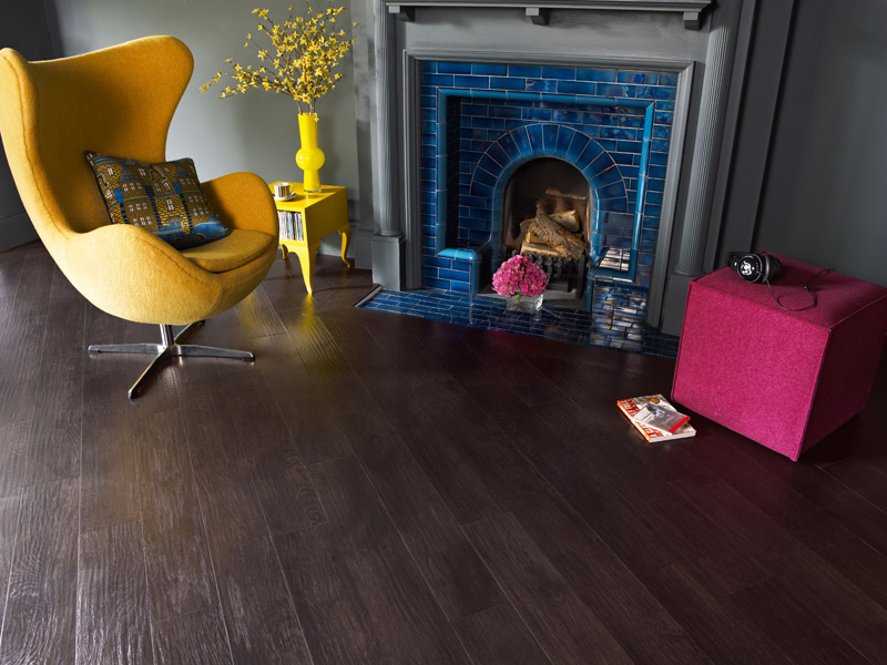 Karndean - Art Select Wood Flooring - HC06 Midnight Oak
