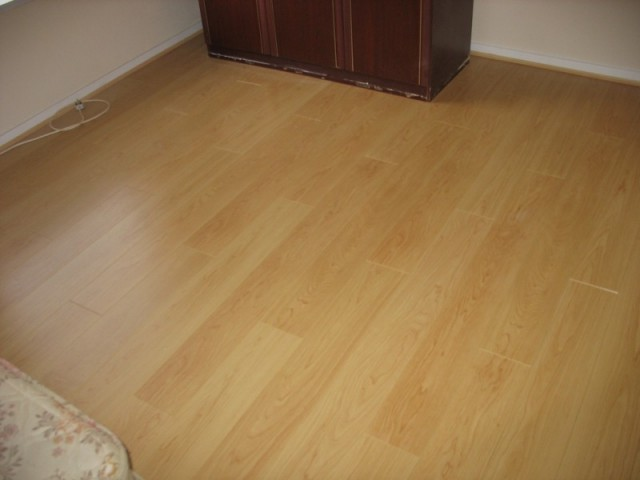 Hall Hardwood Floor 02