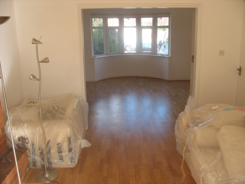 Hall & Landings Wood Floor 12