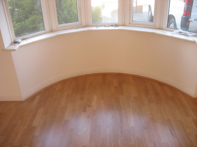 Hall & Landings Wood Floor 14