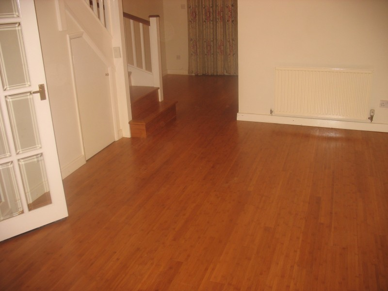 Hall, Stairs & Landings - Wood Floor