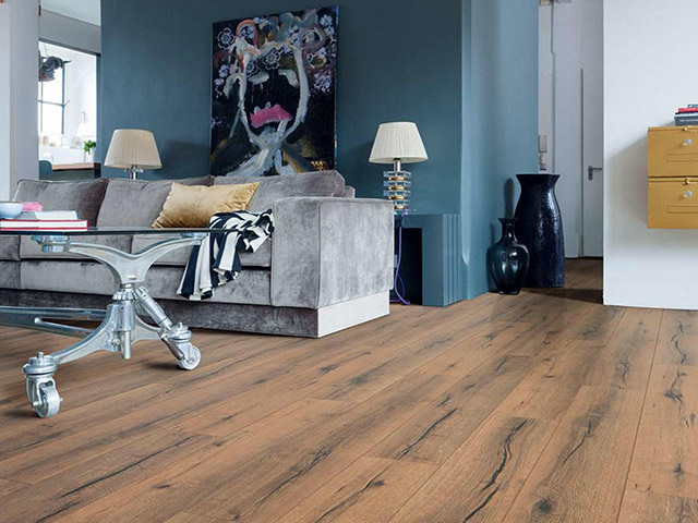 Haro laminate floor oak italica nature the flooring for Laminate flooring waterloo