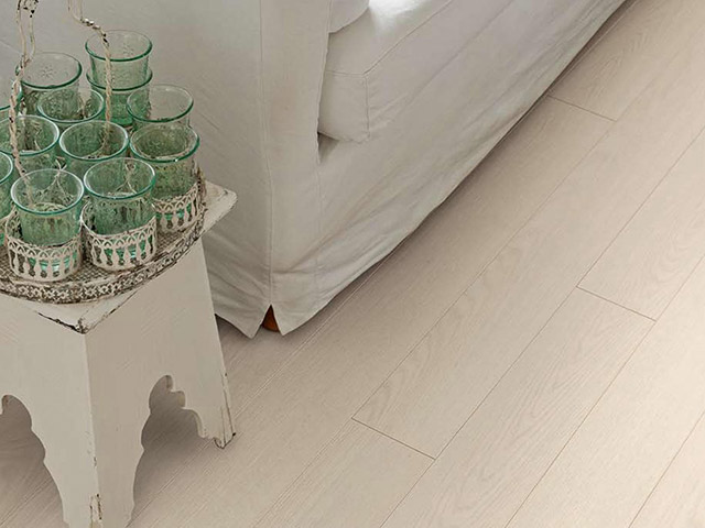 Haro – Laminate Floor – Oak Classic White