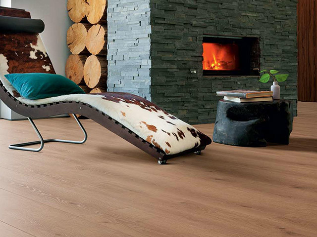 Haro – Laminate Floor – Oak Contura Smoked