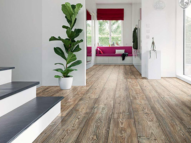 Haro laminate floor vintage pine the flooring group for Laminate flooring waterloo