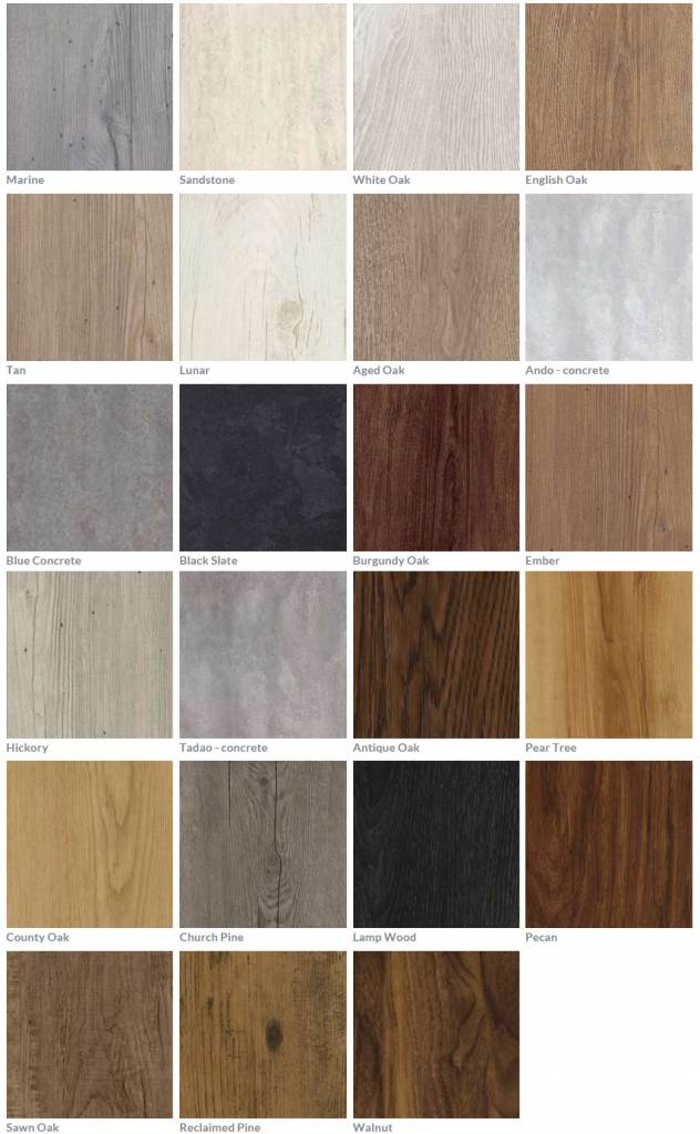 Harvey Maria - Other Collections - Authentic Wood & Stone variants