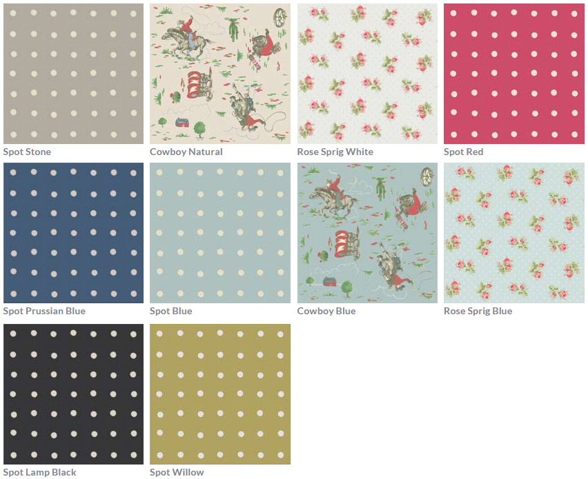 Harvey Maria - Signature Collections - Cath Kidston variants