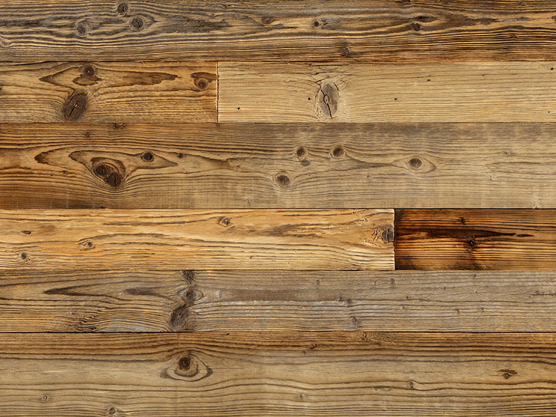 Havwoods HRC1945 Vertical Reclaimed Solid Pine Cladding