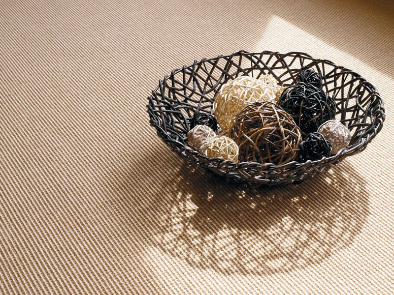 Kersaint Cobb - Jute Medium Boucle Natural