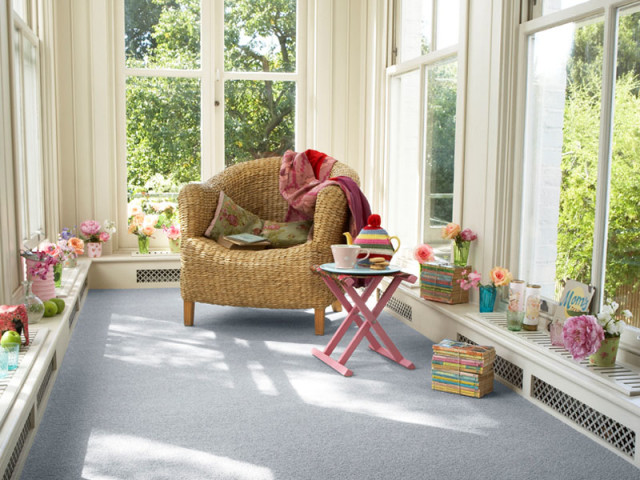 Kingsmead Georgian Grey Carpets