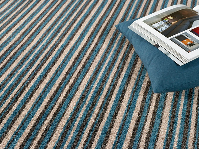 Lano Carpet – Fairfield Stripe