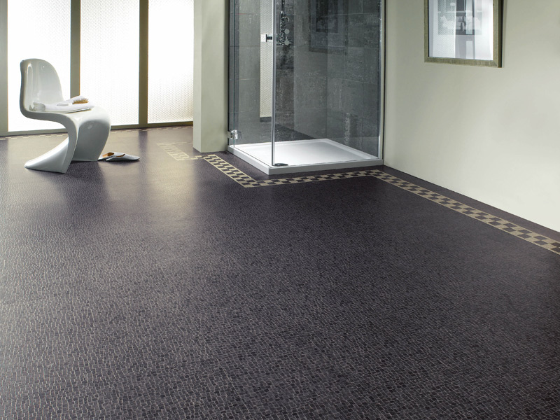 Karndean - Iconic Floors - MX92 Umbrian Nero