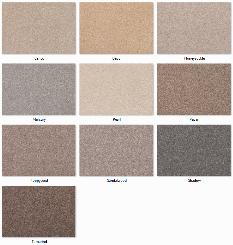 Manx Carpets - Easy Living Collection - Pure Luxury range