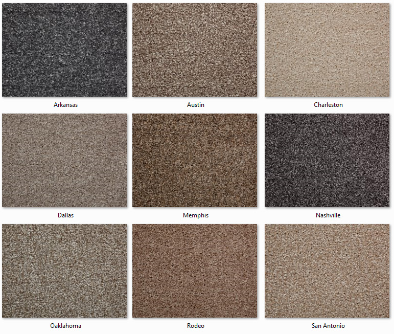 Manx Carpets - Easy Living Collection - Texan Twist range